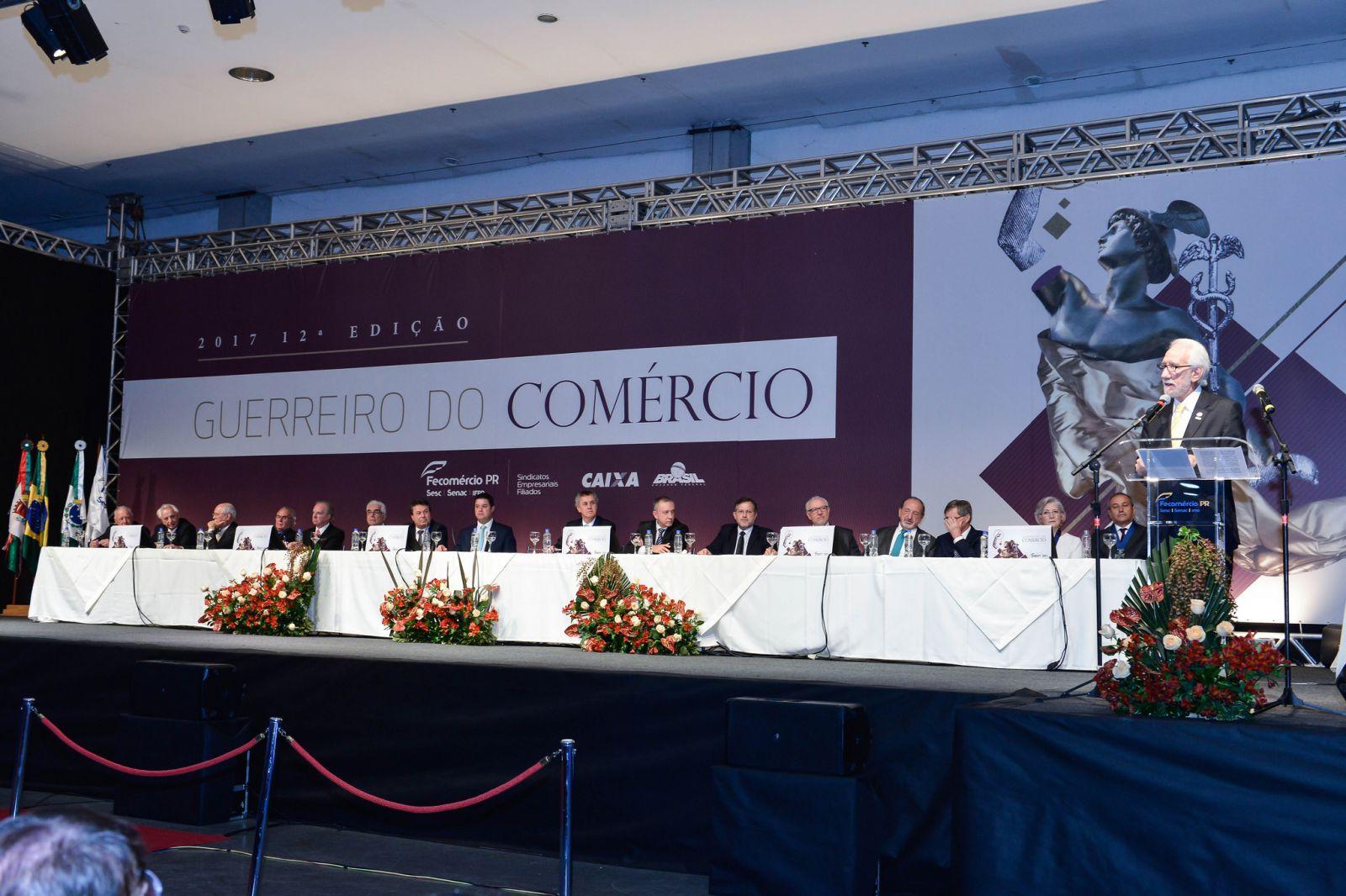 f218b79e8 Em comemoração ao Dia do Comerciante (16 de julho), a Federação do Comércio  de Bens, Serviços e Turismo do Paraná (Fecomércio PR) promoveu na  sexta-feira à ...